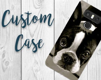 LG G5 Case #Custom Photo Case, Design Your Own Personalized Case, Monogrammed Phone