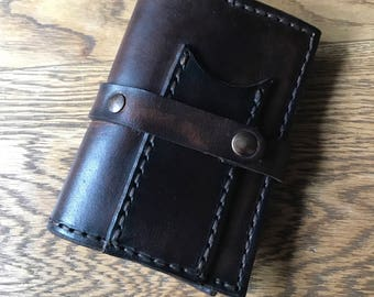 Passport leather Passport cover