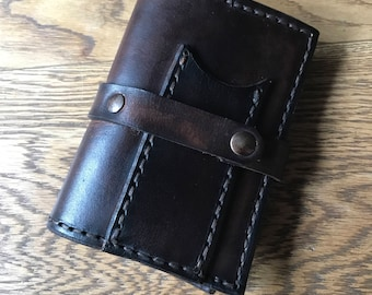 Passport Leather Passport cover holder