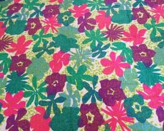 Vintage Cotton Terrycloth Terry Cloth