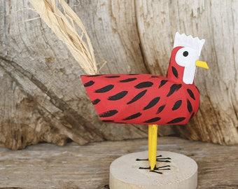 native american,navajo,chicken,native,native american art,folk art,Native American Folk Art,navajo folk art, Navajo Folk Art Chicken