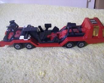 1975 Matchbox Super Kings Transporter