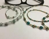Handmade Beaded Eye Glass Chains!