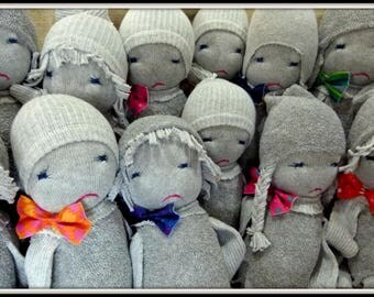 Frowny Face Dolls!