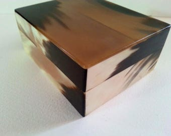 Mother of Pearl/box wood cigar/pearl jewelry box / Mother - of - Pearl Cigar Box