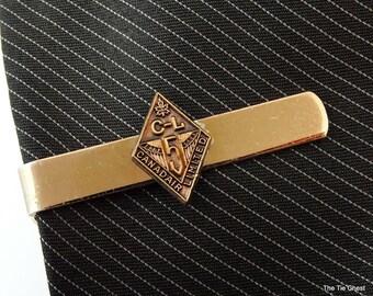 "Vintage Tie Clip Bar Canadair Limited C-L 5  1.75"""