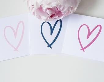 Luxury Linen Love Mini Gift Cards