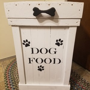 Dog Food Container Pet Food Storage Storage Container Cat