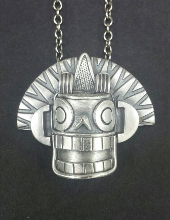Mictlantecuhtli  (Aztec Lord of the Dead)