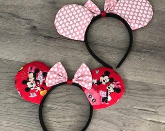 Mickey love ears