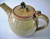 Wattlefield Pottery Teapo...
