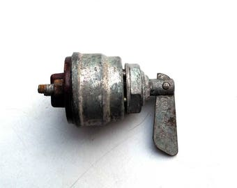 Soviet military ignition switch (#2)
