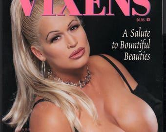 Mature Vintage Playboy Special Edition Mens Girlie Pinup Magazine : Playboy's Playmate Voluptuous Vixens 1998