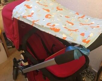 Baby stroller pram pushchair UV sun shade sun  sail custom