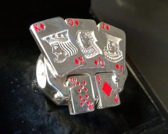 Poker Joker Ring