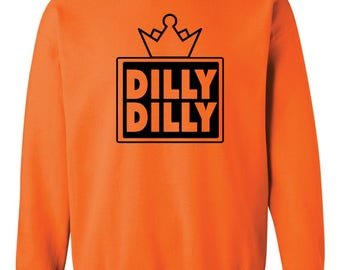 Crown Dilly Dilly Crew Sweatshirt