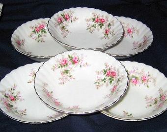 Royal Albert - Lavender Rose - Fruit Bowls (6)