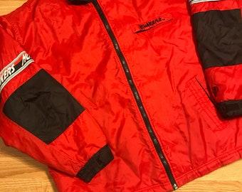 Vintage Nebraska huskers jacket size XL