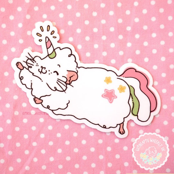 Guinea Pig Sticker Vinyl Sticker Decal Sticker