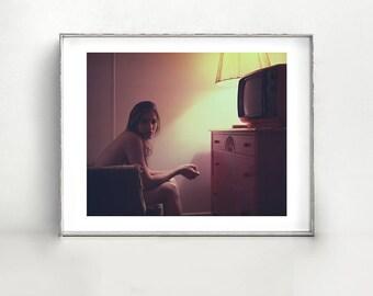 Louise. 11x14 Fine Art Print - Color Photography - Woman Portrait