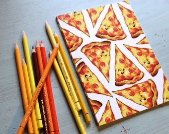 Pizza A5 Sketchbook/Notebook
