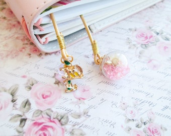 Monogram Charm TN Bookmark - Listing only for Ms. B
