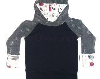 Scalable hoodies animals/Fox/OWL
