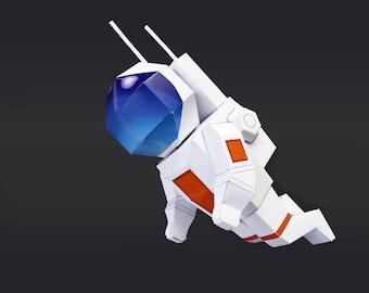 Astronaut - 3D Papercraft