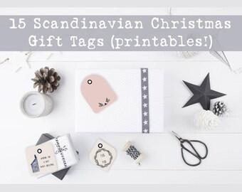 Christmas Gift Tags Printable, Printable Gift Tags, Holiday Gift Tags, Christmas Tags Printable, Christmas Tag Digital Download, Holiday Tag