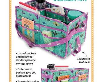 Road Trip Organiser sewing pattern By Annie