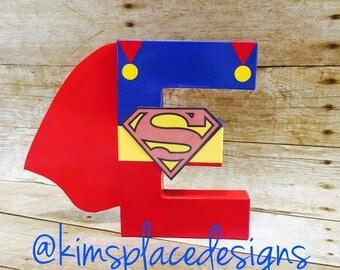 Superhero Birthday, Decorative Letters,  Batman, Superman Spiderman Letters, Wolverine Letters,  Captain America Letters, Hulk Letters