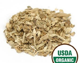 Chicory Root, Raw, Organic 1 lb. (Pound) 16 oz.