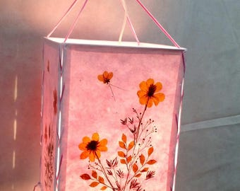 Paper 30 cm Lampshade decoration pink heat-resistant Interior