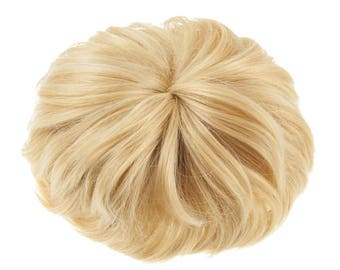 Hair extensions Big Drawstring Messy Bun