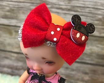 Mouse Headband for Irrealdoll Pukifee LatiYellow TinyDelf