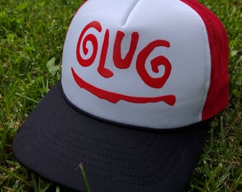 Squidbillies Glug Trucker Hat