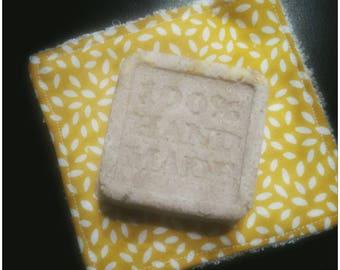 Mango and Shea - zero waste rhassoul shampoo