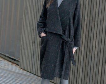 Woolen Coat Motumo 17FW10