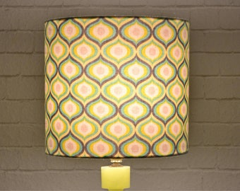 "Lampshade ""Retrogreen"" in different sizes"
