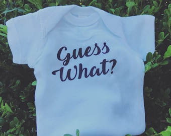 Guess What? Onesie