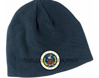 Odd Squad Logo on Beanie with/without Name