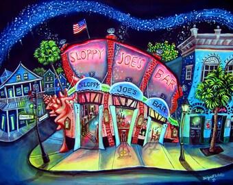 Sloppy Joe's Key West Florida