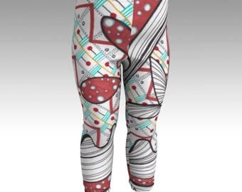 Baby Bots leggings