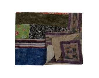 Indian quilt | Etsy : quilt buy online - Adamdwight.com