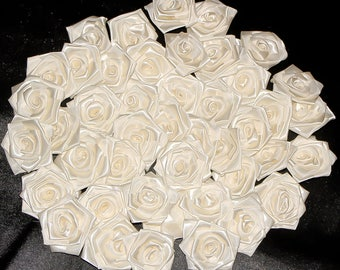 Ivory flowers silk ivory rose ivory wedding fabric flowers wedding photo props flower decorations decorative flower holiday decor shabby