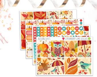 Autumn Days Collection - Regular Kit