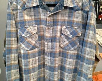 Pendleton Wool Western Weatern Shirt