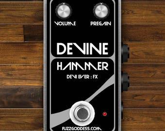 devi ever : fx - Devine Hammer