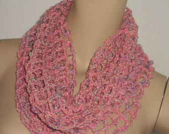 Breezy Sommerloop - loop - Häkelloop - crochet loop - scarf - shawl - crochet - Sommerschal - Wollloop -.