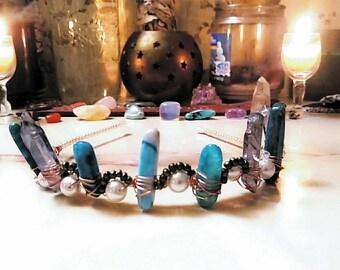 Custom crystal tiaras